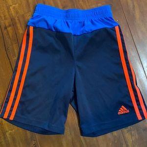 Adidas athletic bike shorts